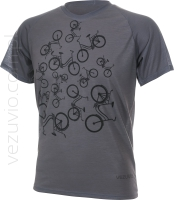 T-shirt URBAN GREY